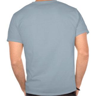 Um mar liso nunca fez um marinheiro hábil camiseta