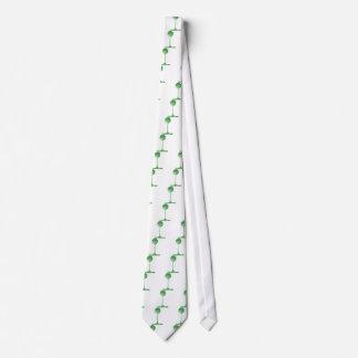 Um molde de limo gravata