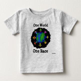 Um mundo, uma camisa da raça