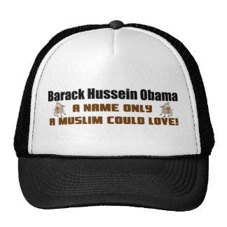 Um nome somente que um muçulmano poderia amar! boné