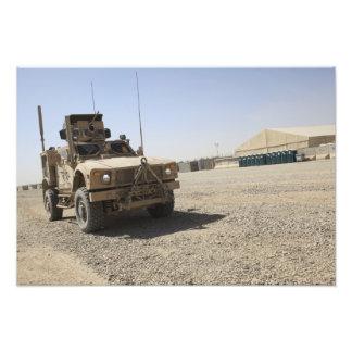 Um Oshkosh M-ATV 2 Impressão De Foto