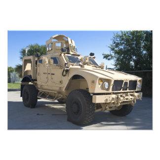 Um Oshkosh M-ATV Impressão De Foto