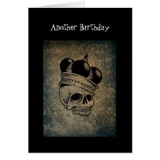 Um outro cartão de aniversário mais próximo do