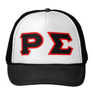Um outro chapéu do camionista boné
