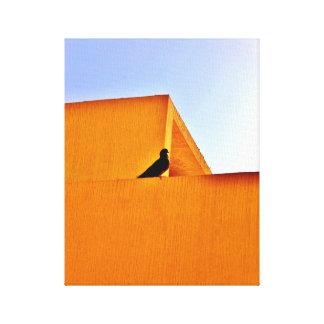 Um pássaro no pensamento