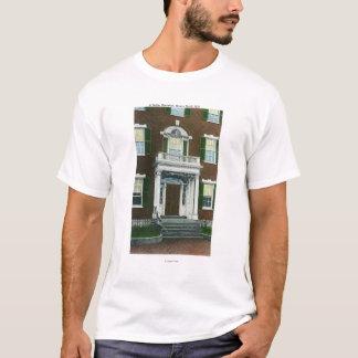 Um patamar de Shreve, opinião da entrada de Salem Camiseta