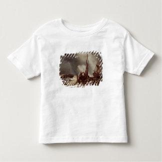 Um pescador que puxa em uma rede, 1868 t-shirts