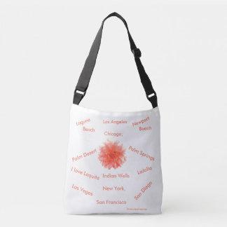 Um pêssego de um bolsa