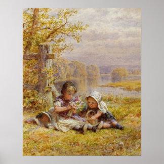 Um Posy para a mãe, 1867 Posteres