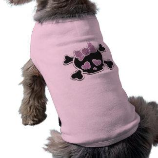Um pouco de amor para Halloween - Roupa Para Cães