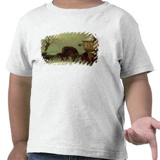 Um resto do Wayside - parando na pensão Tshirt