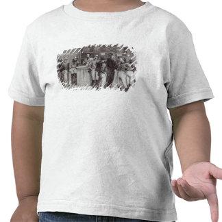 Um shout', geral dentro de uma taberna do arbusto, tshirt