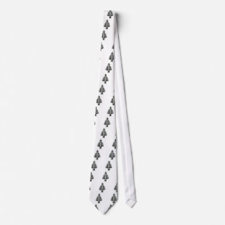 Um stinkhorn encoberto gravata
