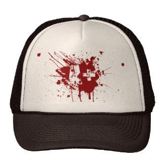 Um tipo de sangue positivo para vampiros & zombis bone