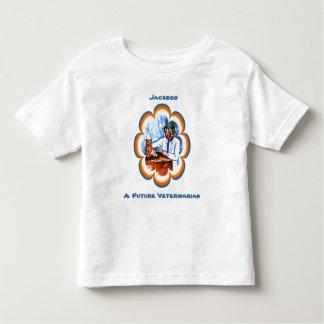 Um veterinário futuro tshirts
