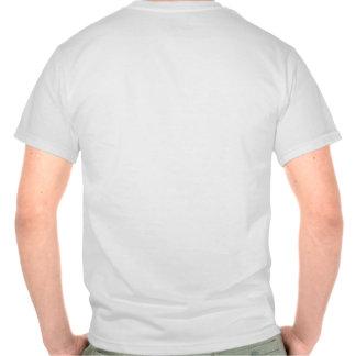 Uma angra perfeita da vitela camiseta