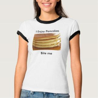 Uma camisa da panqueca para entusiastas reais da