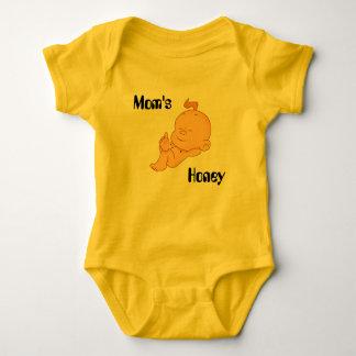 Uma camisa impressionante para bebês