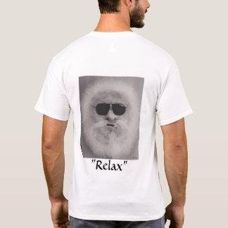 uma camisa para o indivíduo relaxed