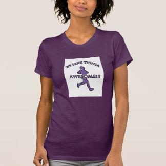 Uma camisa para os amigos de Tonia