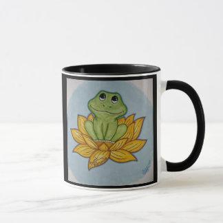 Uma caneca de café muito personalizada