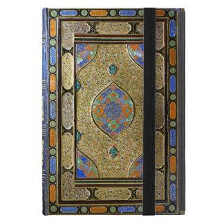 Uma capa do livro decorativa colorida velha