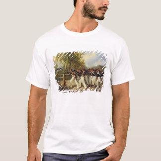 Uma cena da vida do soldado, 1849 camiseta
