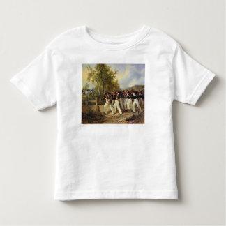 Uma cena da vida do soldado, 1849 camiseta infantil