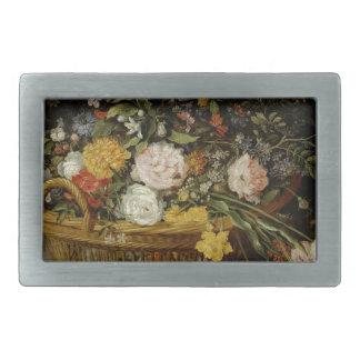 Uma cesta das flores - Jan Brueghel o mais novo