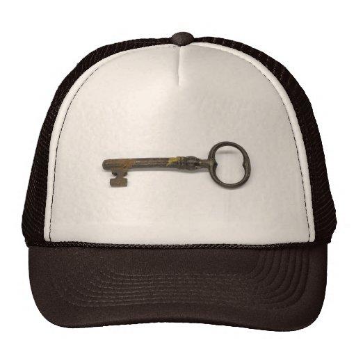 Uma chave antiga boné