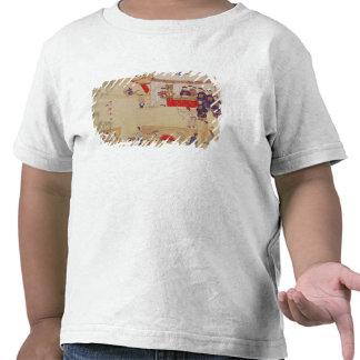 Uma competição do tiro ao arco, fim do século camiseta