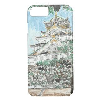 Uma de umas capas de iphone amáveis do castelo de