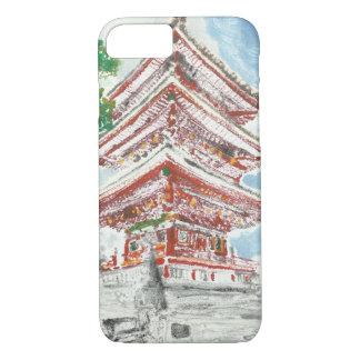Uma de umas capas de iphone amáveis do templo de