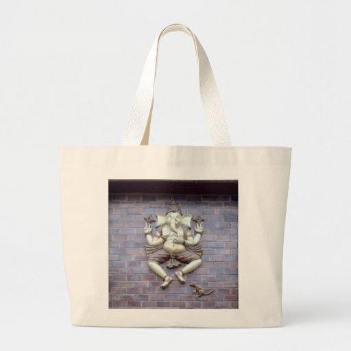 Uma escultura do deus Hindu Ganesha Bolsa Para Compra