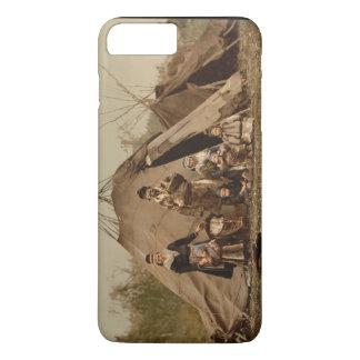Uma família Lapp norueguesa em Noruega desde 1890 Capa iPhone 7 Plus