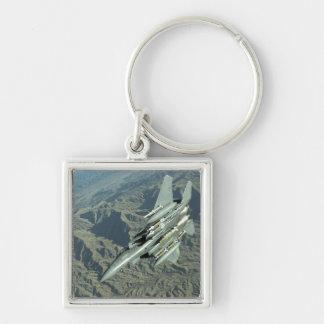 Uma greve Eagle da força aérea de E.U.F-15E Chaveiro