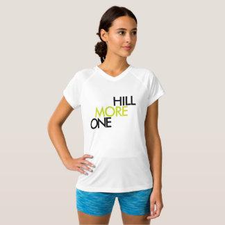Uma mais camisa Running da fuga do monte