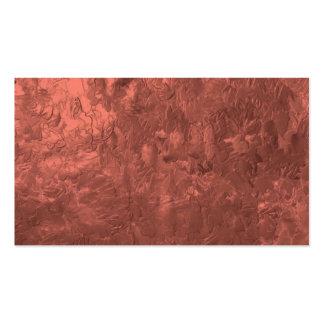 uma pintura da cor bronze modelo cartão de visita