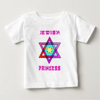 Uma princesa judaica camiseta para bebê