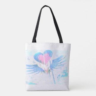 Uma sacola para alguma ocasião bolsa tote
