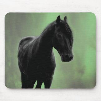 Uma tranquilidade dos cavalos mousepad