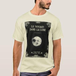 Uma viagem à lua 1 camiseta