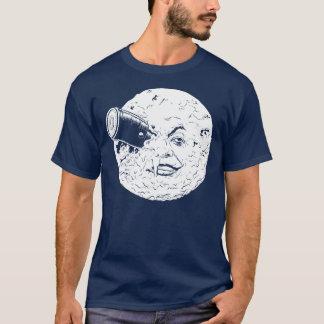 Uma viagem à lua camiseta