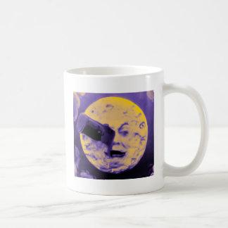 Uma viagem à lua (poeira de papel efervescente rox canecas