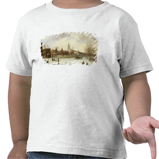 Uma vista de Breda T-shirt