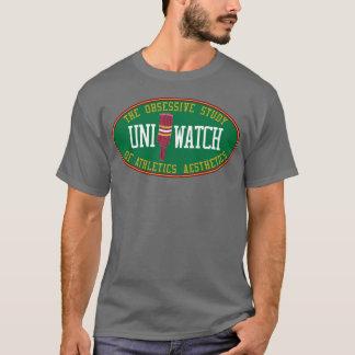 Uni camisa cinzenta do relógio (substituição)