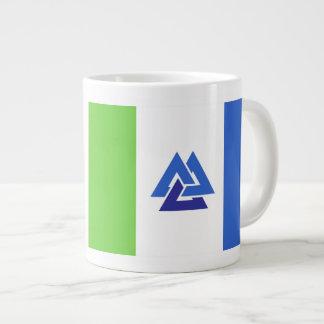 União colaborada da caneca do triângulo de Hildas