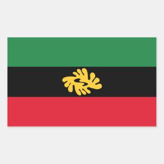 União da etiqueta dos estados africanos