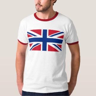 União reversa camiseta