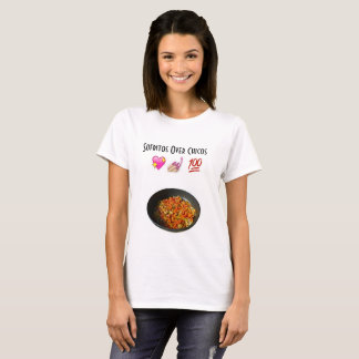 Única camisa das meninas